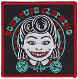 Sourpuss Tillie Patch