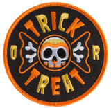 Sourpuss Trick or Treat Patch