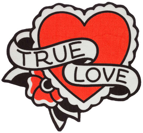 Sourpuss True Love Rug