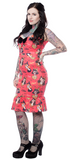 Sourpuss Vintage Vixens Wiggle Dress