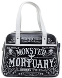 Sourpuss Working Stiffs Bowler Purse