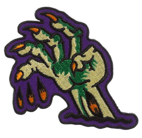 Sourpuss Zombie hands Patch