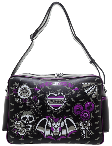 Sourpuss Creature Diaper Bag