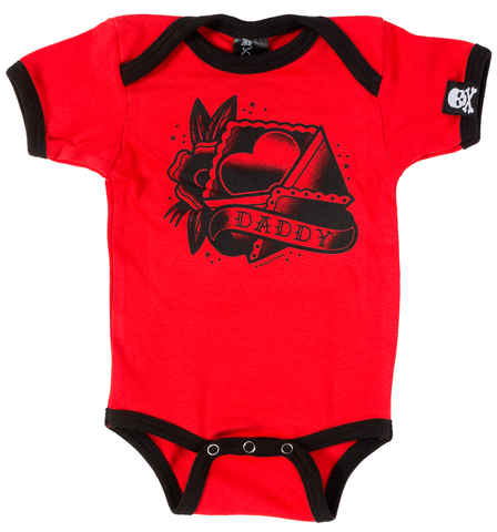 Sourpuss Daddy Heart One Piece