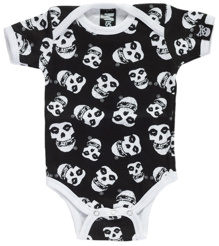 Sourpuss Misfits Print One Piece