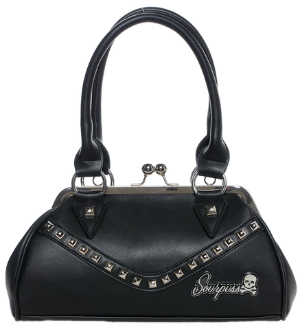 Soupuss Studded Dollface Purse