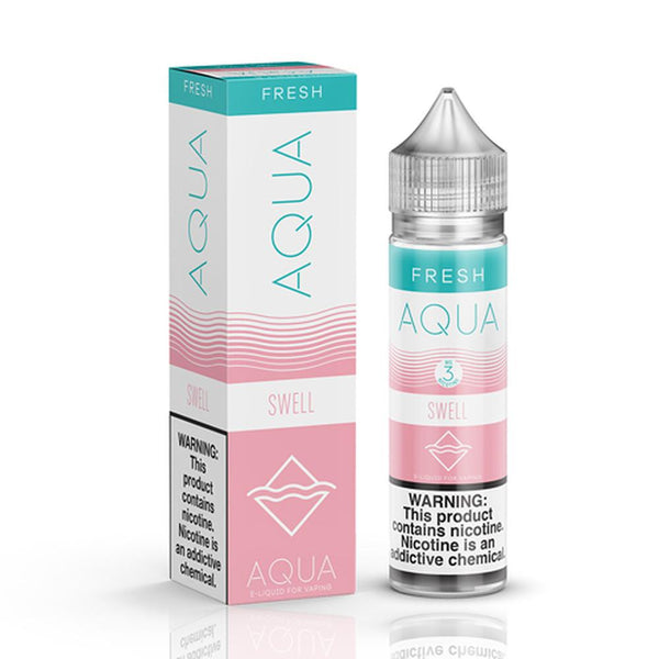 Aqua - Swell Sour Melons 60ml