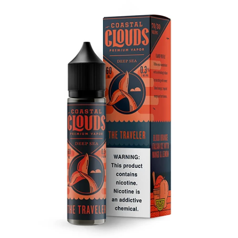 Coastal Clouds - The Traveler 60ml