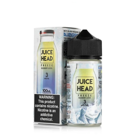 Juice Head - Blueberry Lemon ICE 100ml