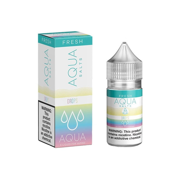 Aqua Salt - Drops 30ml