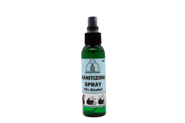 Sanitizing Spray