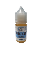 Boomtown Broad Spectrum CBD Oil - Lemonade