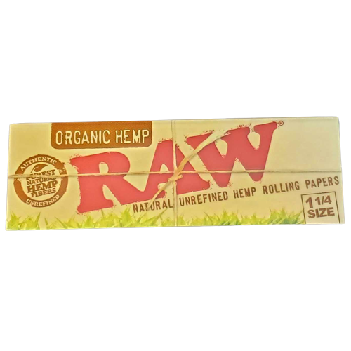 RAW Rolling Papers Organic Hemp