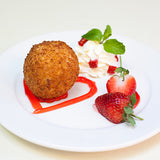 Strawberry Fried Ice Cream