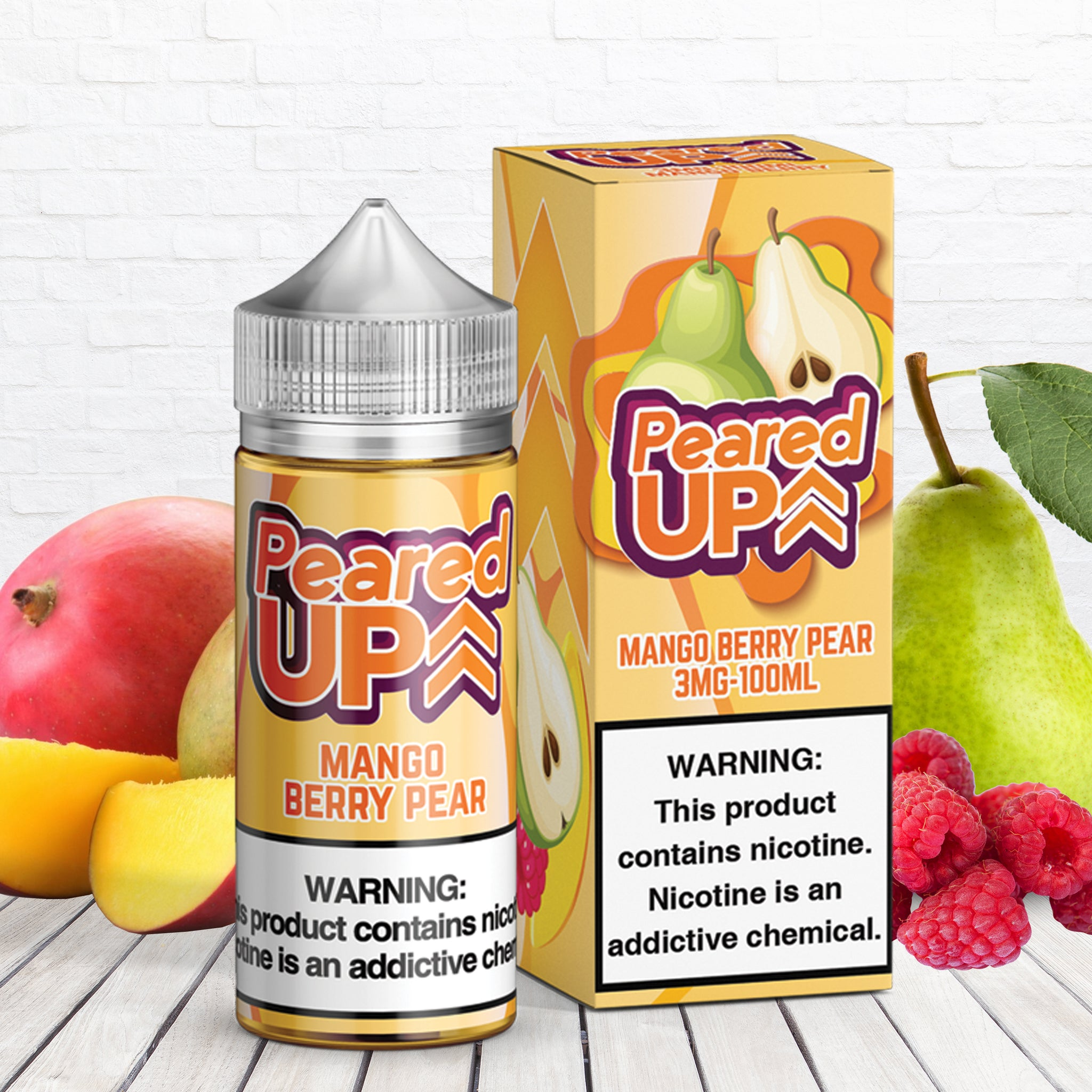 Mango Berry Pear