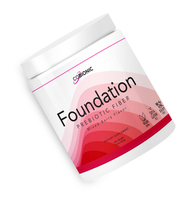 Foundation PreBiotic Fiber (Mixed Berry Flavor)