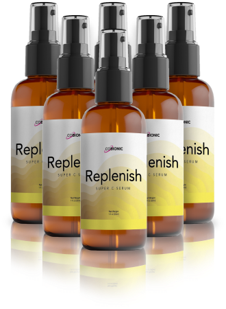 Introducing Replenish...A Fast, Natural Way to Revitalize Your Skin