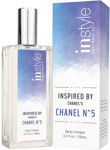 Inspired By Chanel's No. 5
