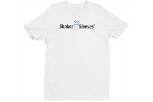 Shaker Sleeves Short Sleeve T-shirt