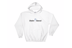 Shaker Sleeves Hooded Sweatshirt