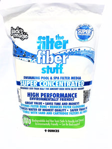 Jack's Magic The Filter Fiber Stuff