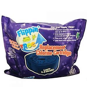 Frog Flippin Frog Replacement Chlorine Cartridge