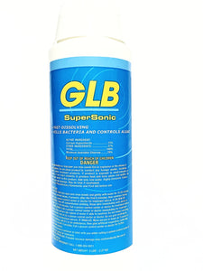 GLB SuperSonic 73% Calcium Hypochlorite Shock 5LB
