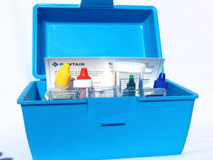 Pentair 78 Hour Lifeguard 4 In 1 Test Kit R151186
