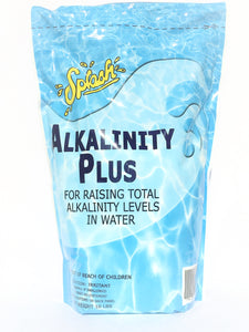 Splash Alkalinity Plus (Sodium Bicarbonate) 10lb Bag