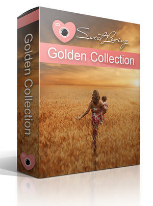 Golden Collection - ALL SHOP!!