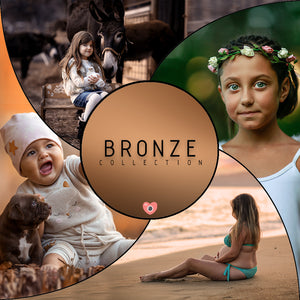 Bronze Collection - 5 video tutorials