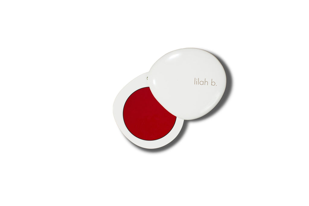 Divine Duo Lip & Cheek - b.fearless / true red