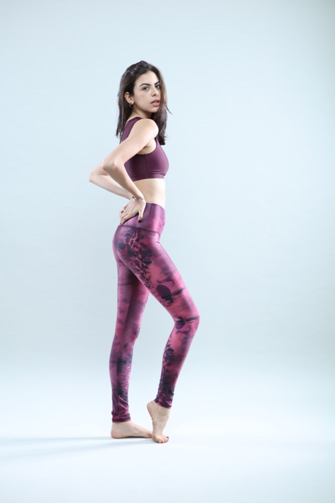 Spiritual Warrior Leggings MG
