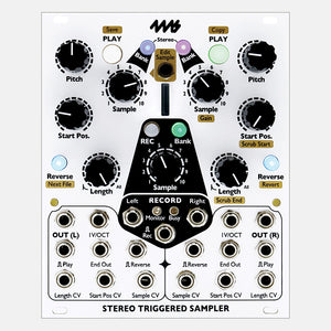 4ms Stereo Triggered Sampler