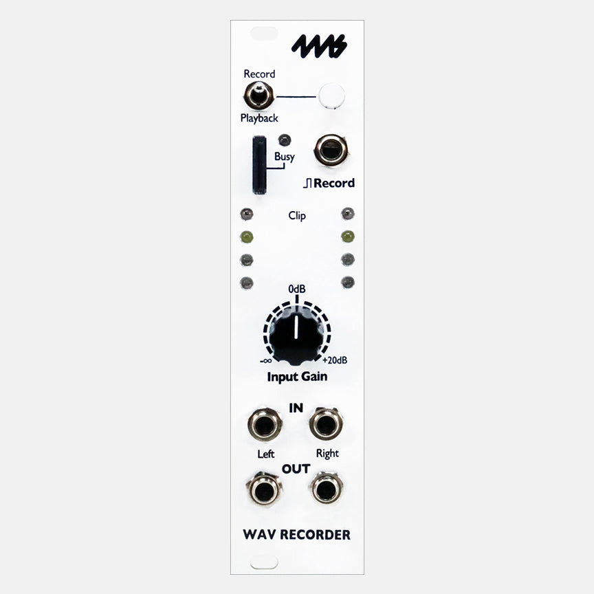 4MS WAV Recorder