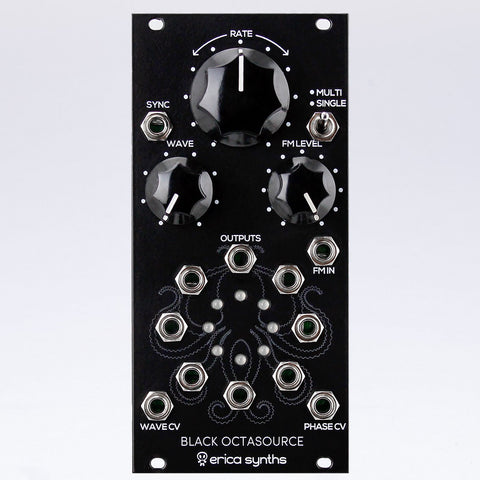 Erica Synths Black Octasource