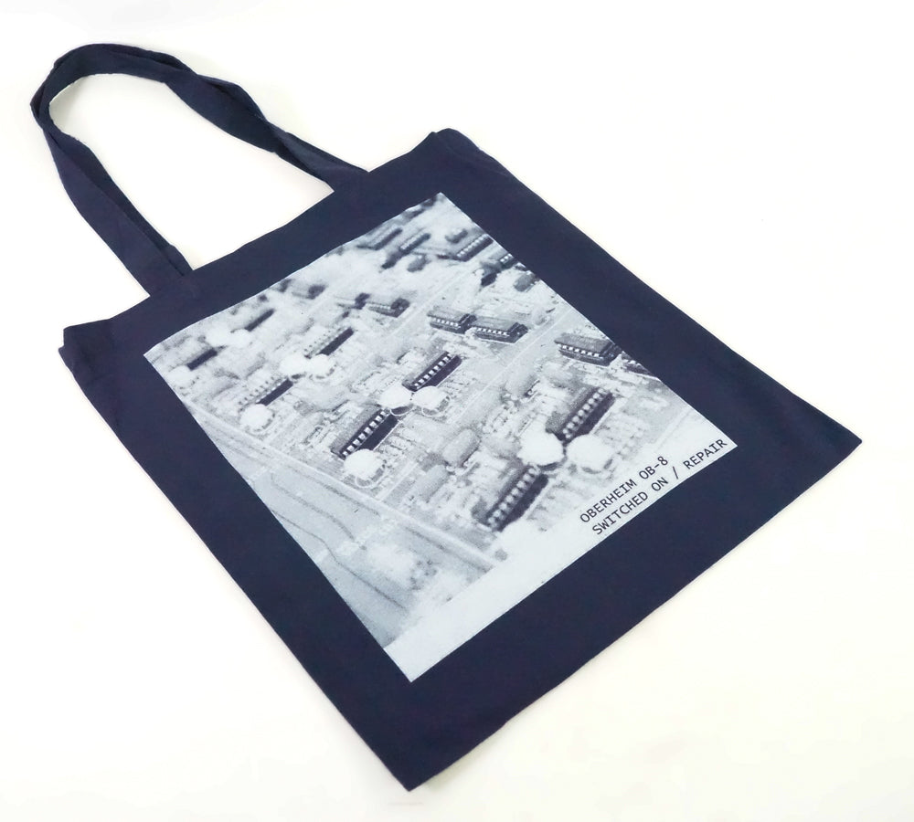 Oberheim OB-8 Switched On Repair Tote-Bag