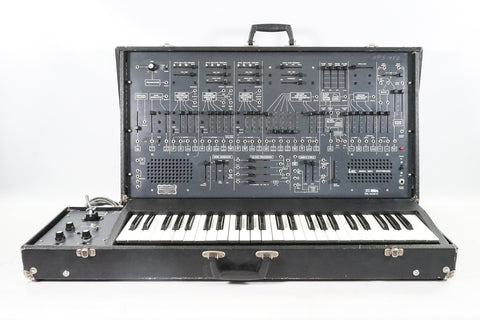 ARP 2600 with 3604P Keyboard