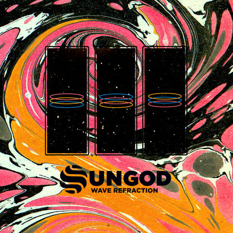 Sungod - Wave Refraction LP