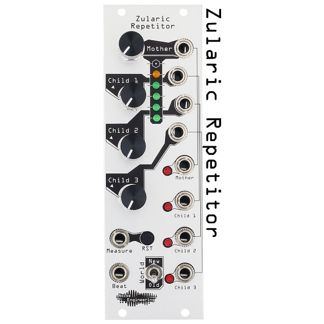 Switched On - Noise Engineering Zularic Repetitor