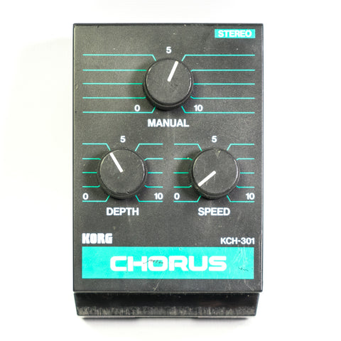 Switched On - Korg KCH-301 Chorus PME 40X Effect Module
