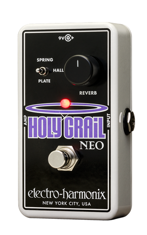 Switched On - Electro-Harmonix Holy Grail Neo Reverb Pedal