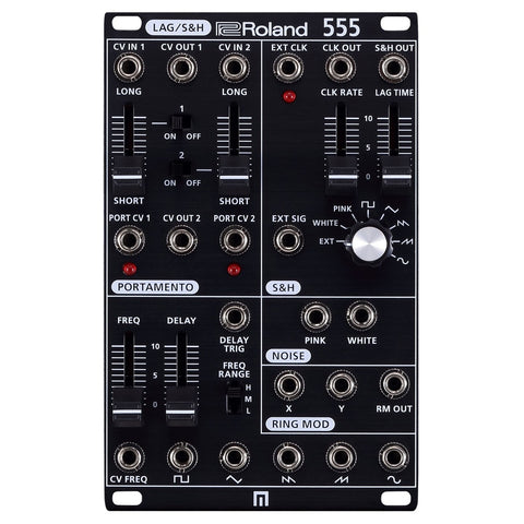 Switched On - Roland System 500 555 Lag / Sample & Hold