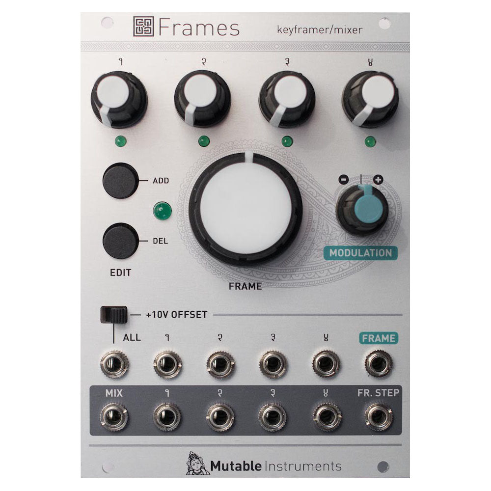 Switched On - Mutable Instruments Frames