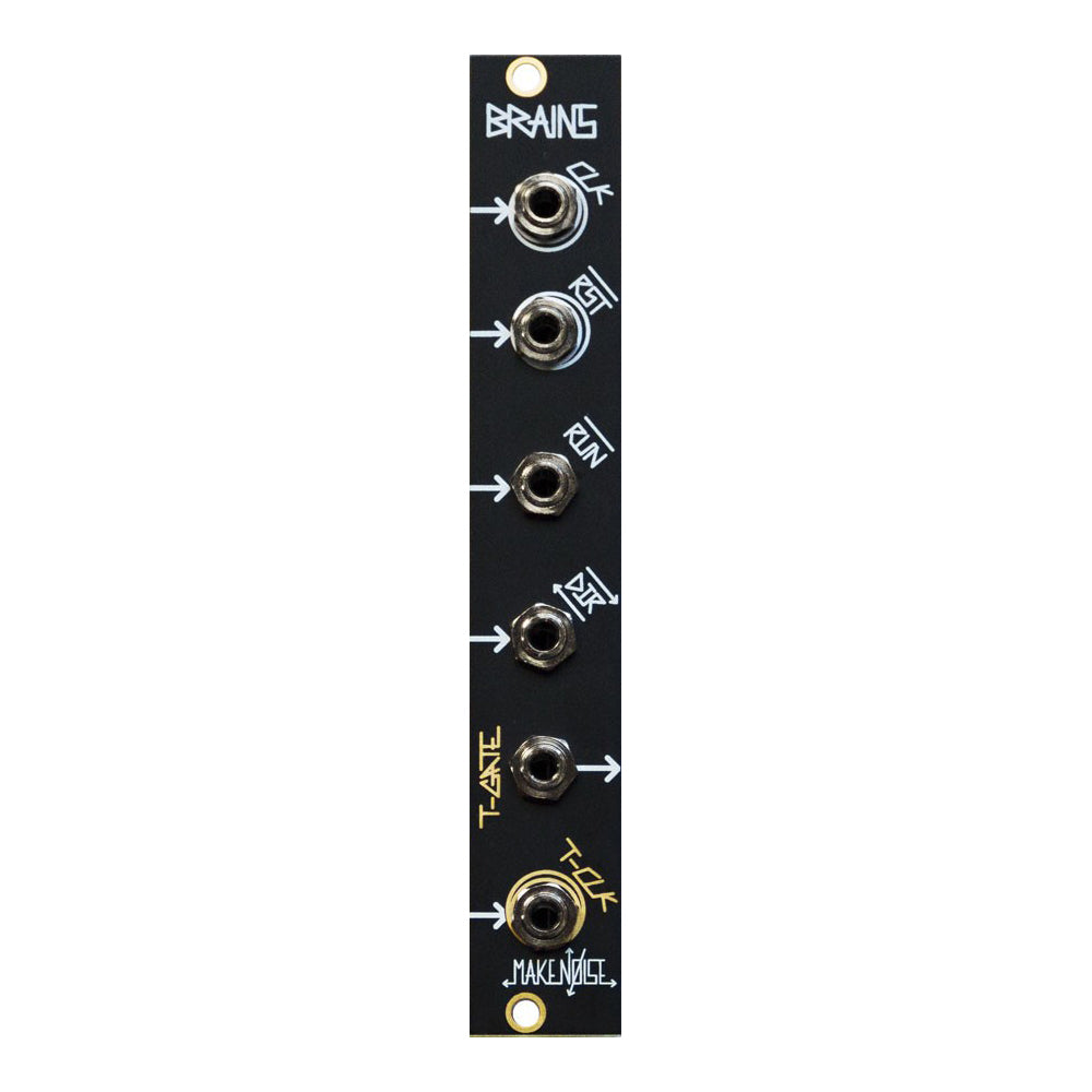 Switched On - Make Noise Brains Sequencer Expander For Pressure Points