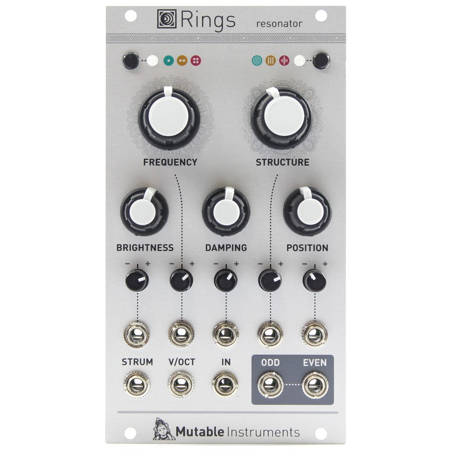 Switched On - Mutable Instruments Rings Eurorack Module