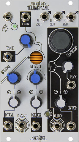 Switched On - Make Noise tELHARMONIC Eurorack Module