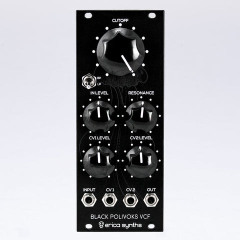 Switched On - Erica Synths Polivoks VCF V2