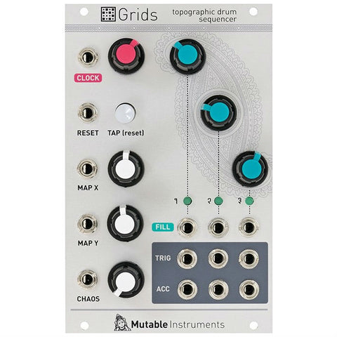 Switched On - Mutable Instruments Grids Trigger Sequencer