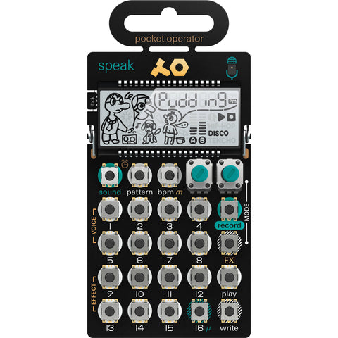 Teenage Engineering PO-35 Speak Pocket Operator